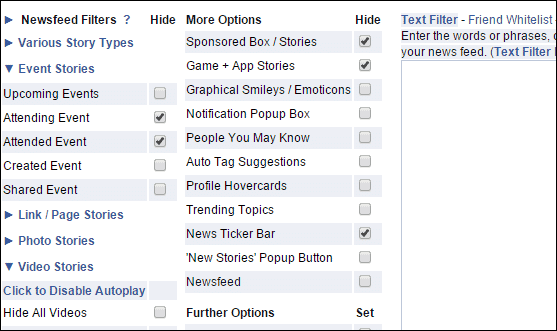 fb-purity-filter-options