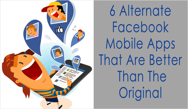 Facebook-Alternate-Mobile-Apps-Android