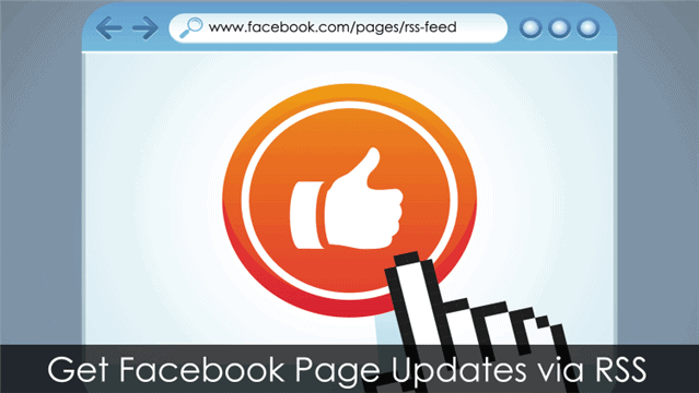 Facebook-pages-rss-feed