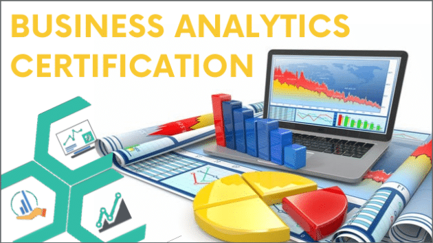 Business Analytics Certification