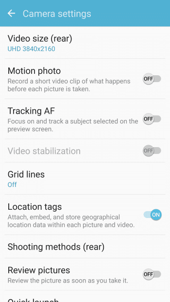 s7-camera-settings