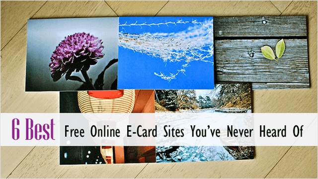 6 best free online e card sites youve probably never heard of best greeting card websites m4hsunfo