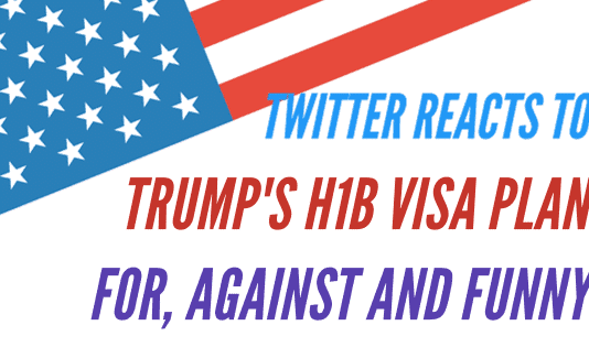 H1B Visa Plan - Twitter Reactions