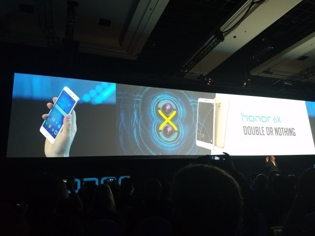 Honor 6X product reveal