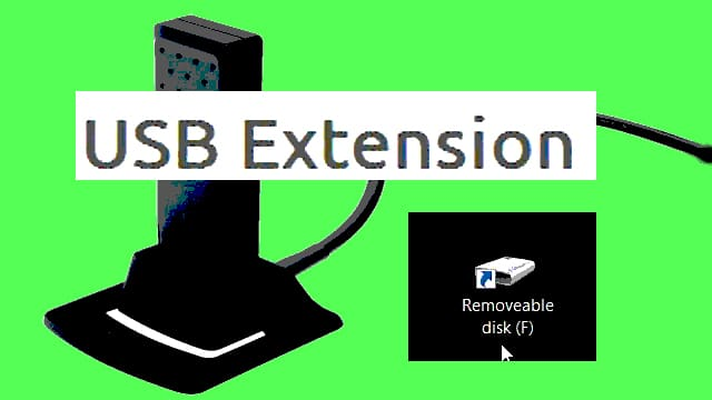 viewing-the-usb-extension-logo-and-a-usb-drive