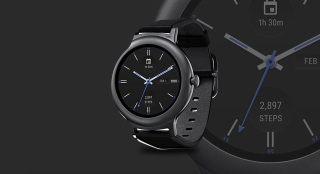 LG Best Android Smartwatch 2017