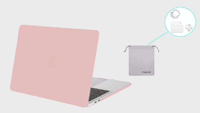 MOSISO-Plastic-Hard-Shell-Case-macbook-pro-best