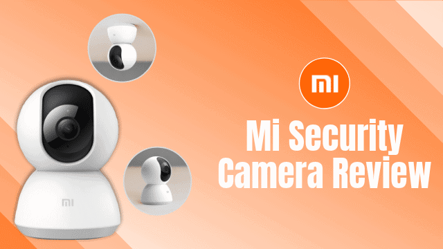 Mi Home Security Camera 360° Review - AI that Detects Motion