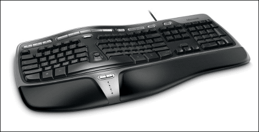 microsoft-natural-ergonomic-keyboard