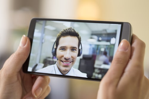 Mobile-Video-Conference