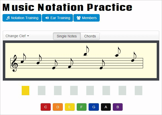 Music-Notation-Practice-Chrome-Extension