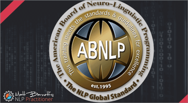 NLP certification training course by ABNLP