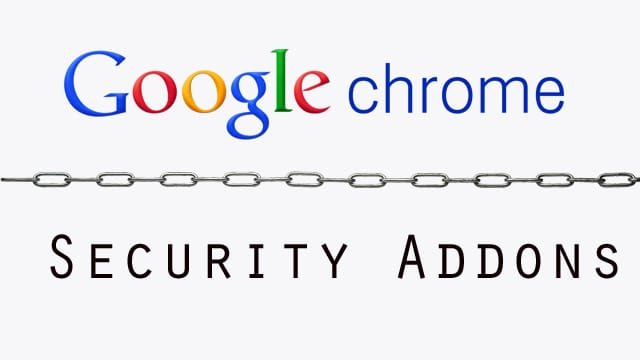 viewing-chrome-logo-with-chain