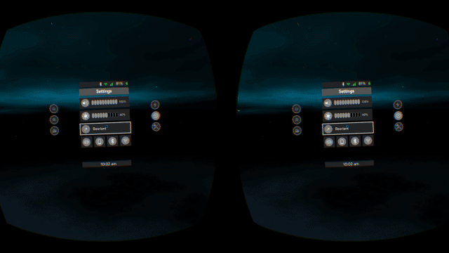 How to Use the Settings and Controls on the Samsung Gear VR