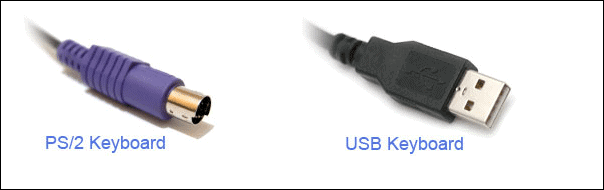 ps2-and-usb-keyboard-connectors