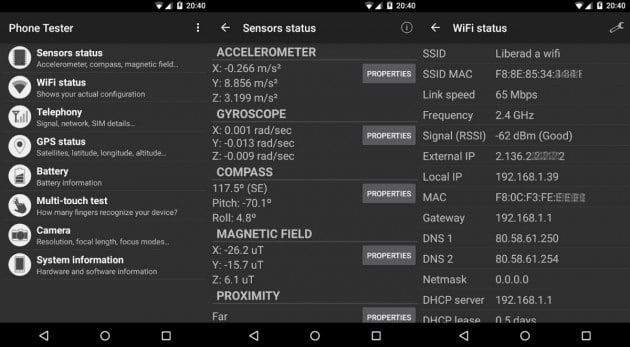 Best Android Apps To Test the Hardware Specs of Your Device