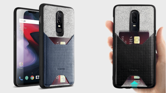 Oneplus 6 Credit Card Case