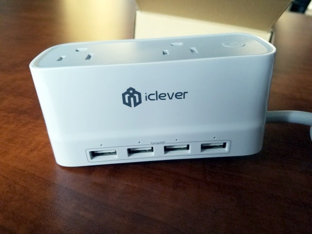 Portable Power Strip for Travel