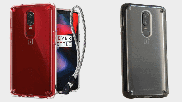 Ringke Fusion Crystal Clear Case FV 1