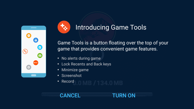 Use Game Tools & Game Launcher on Android for Better