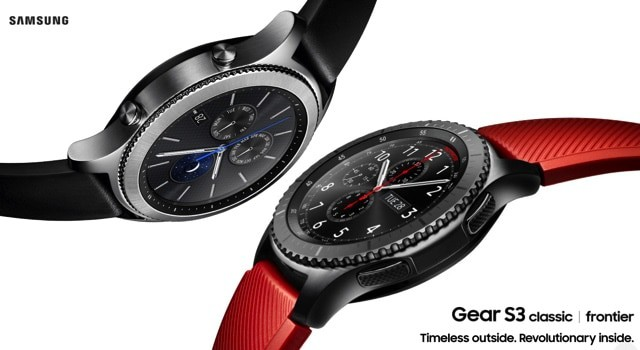 Samsung s3 Top Android Smartwatch 2017