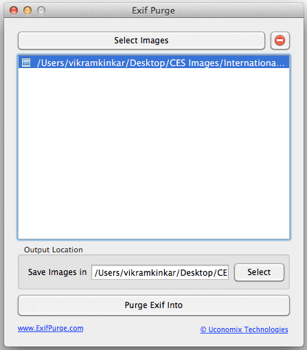 SmallImage-Remove-Exif-Info-Mac