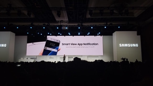 Smart View notifications