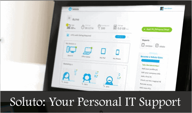 Soluto-The-Complete-Personal-IT-Support