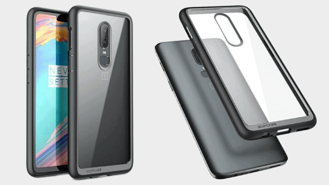 oneplus 6 clear case