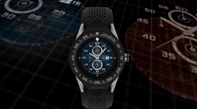 Tag heuer Top Android Smartwatch 2017
