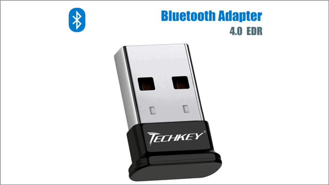 TECHKEY best Bluetooth Adapter for PC