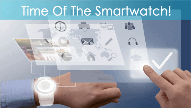 Time-of-the-smartwatch