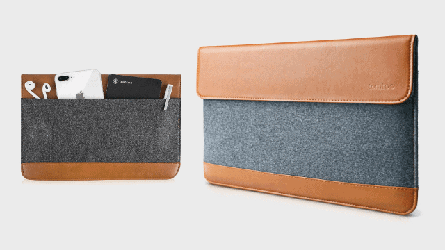 Tomtoc-Slim-Laptop-Sleeve-Case-macbook-pro-best