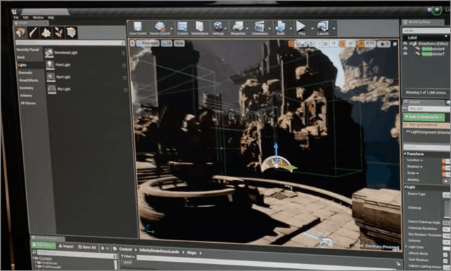 Unreal Engine 4: Beginners Guide to Lighting from Udemy