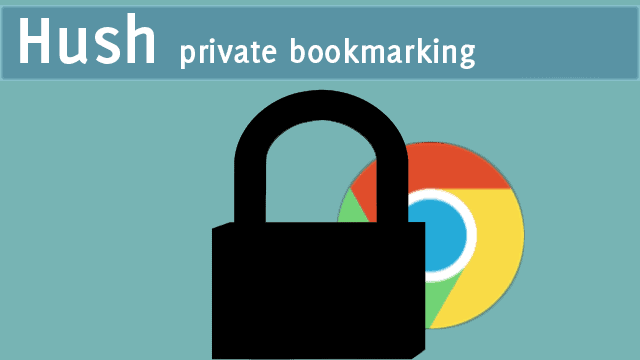 Password-protect-Chrome-bookmarks-with-Hush