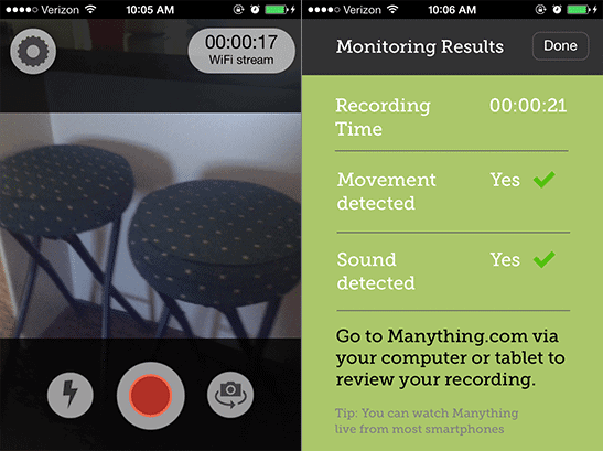 Record-and-review-video-footage-from-the-iOS-Manything-app