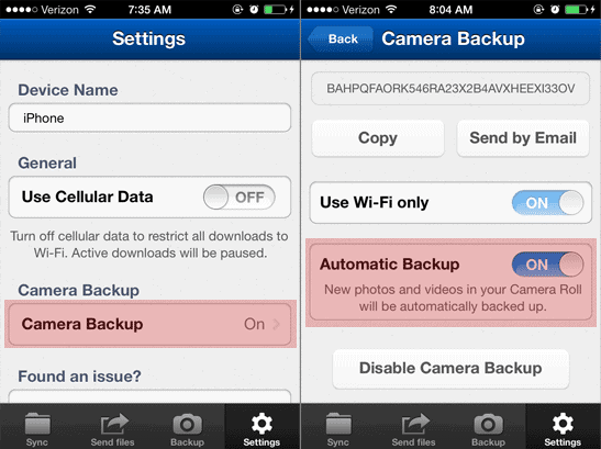 Turn-on-automatic-image-backups-for-iPhone-using-BitTorrent-Sync