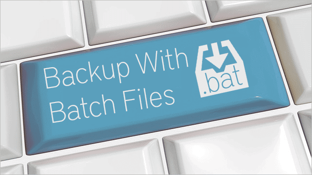 Use-Batch-Files-in-Windows