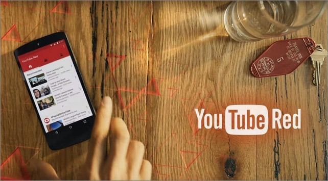 YouTube-Red-Service