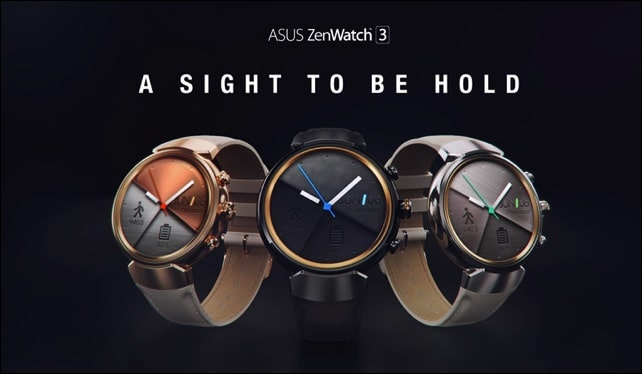 Zenwatch Android Smartwatch Watch 2017
