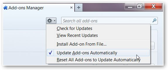 clicking-the-gear-icon-to-update-add-ons-automatically