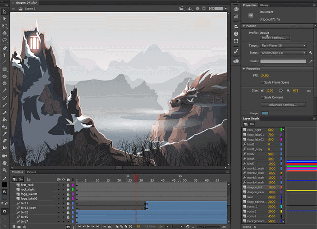 adobe products Adobe Animate 1