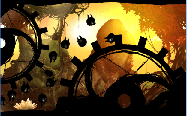 badland offline android games