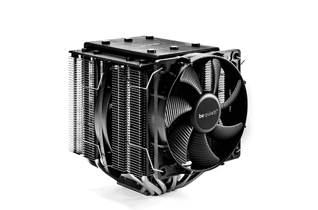 be quite cpu cooler