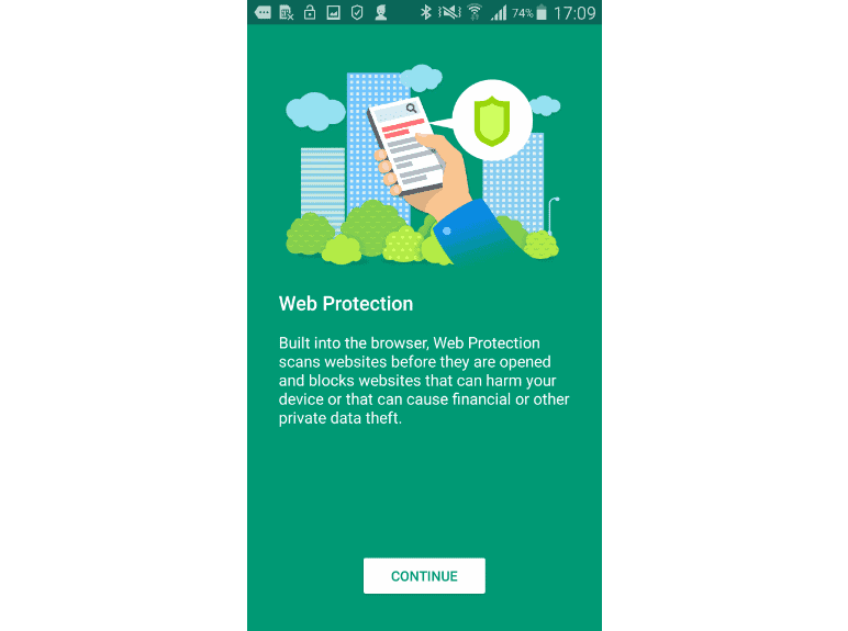 best android security app kaspersky lab