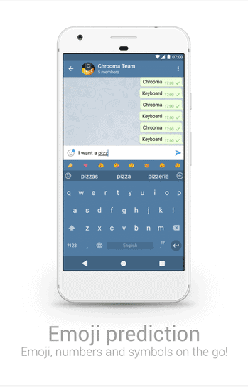 best android keyboard app chrooma2