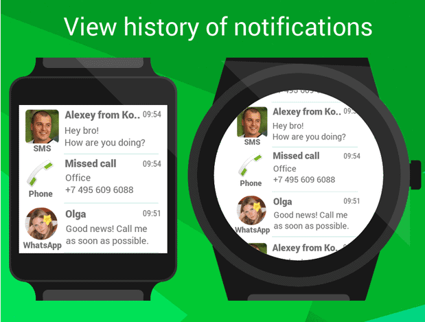 best androidwear apps informer for android1