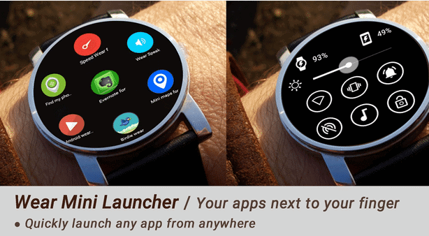 best android wear apps wear mini launcher