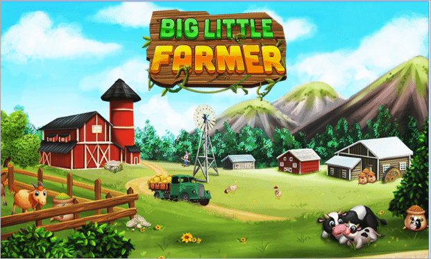 big little offline android games