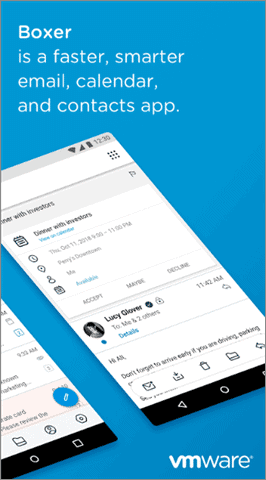 boxer email android app